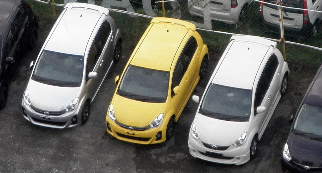 Unregistered Car Removals
